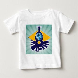 Río de Janeiro Camiseta Para Bebé