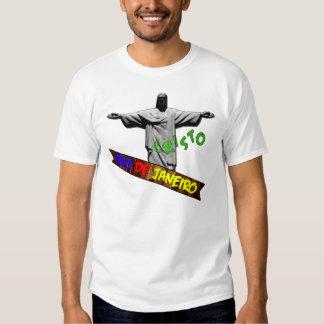 Río de Janeiro - Cristo Camisetas