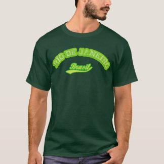 Río de Janeiro - el Brasil Camiseta