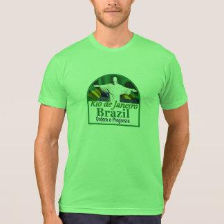 Río de Janeiro el Brasil Camiseta