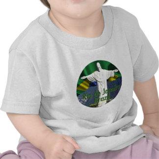 Río de Janeiro el Brasil Camisetas