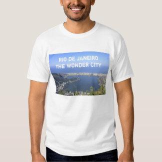 Río de Janeiro, la ciudad de la maravilla Camisas