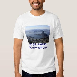 Río de Janeiro la ciudad de la maravilla - Pão de Camisetas