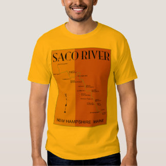 Río de Saco Camiseta