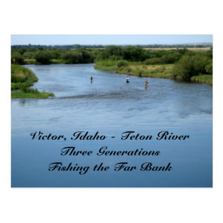 Río de Teton, Idaho Postal
