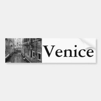 Río del Paradiso, Venecia Pegatina Para Coche
