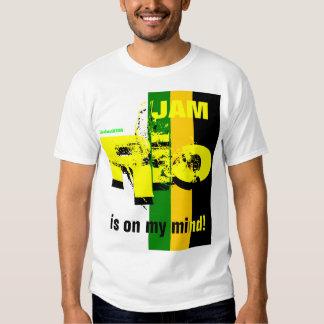 """Río Jamaica "" Camisetas"