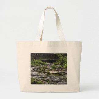 Río joven bolsa de mano