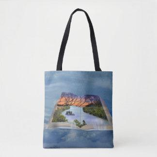 Río Murray, página en una bolsa de asas de las