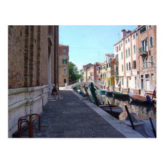 Río San José, Venecia 2 Postal