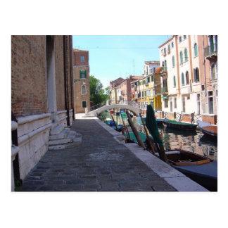 Río San José, Venecia 3 Postal