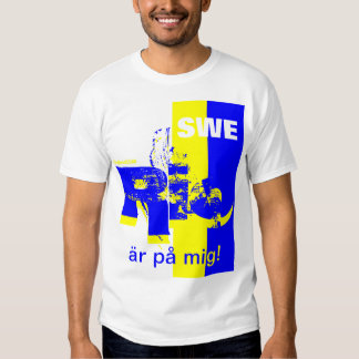 """""""Río Suecia """" Camiseta"""