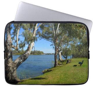 River_Murray, _Berri_South_Australia, Funda Para Portátil