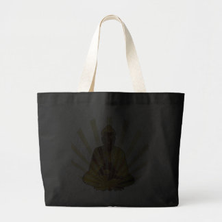 Riyah-Li diseña el vintage Buda Bolsa Lienzo