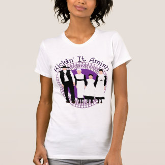 Riyah-Li diseña Kickin él Amish Camisetas