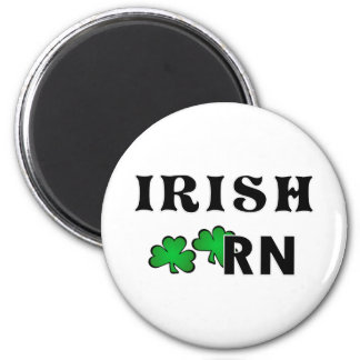 RN irlandés Imán Redondo 5 Cm