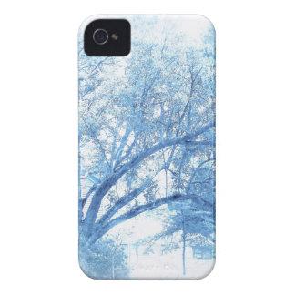 Roble azul meridional Toile Case-Mate iPhone 4 Coberturas