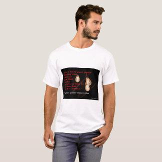 Robo de la camiseta de los hombres de ideas