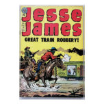 Robo del tren de Jesse James Impresiones