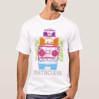 robot de 80s BeatBoxer Camiseta
