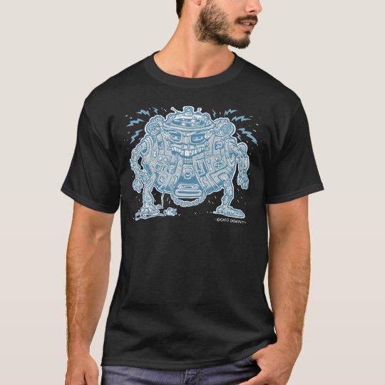 Robot de DJ Camiseta