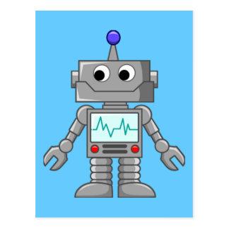 Robot Freak Postal