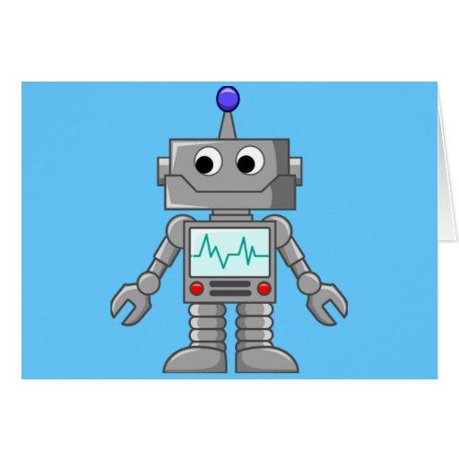 Robot Freak Tarjeta