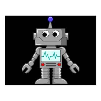 Robot Freak Postales