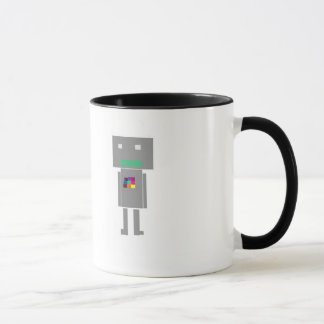 robot: taza