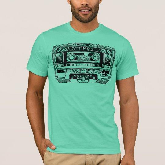 Roca clásica camiseta