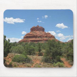 Roca de Bell, Sedona, Arizona Tapetes De Ratón