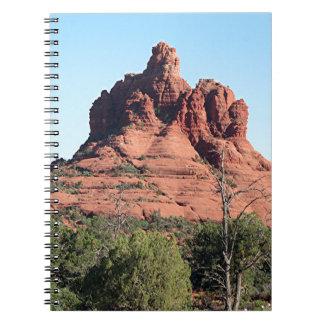Roca de Bell, Sedona, Arizona, los E.E.U.U. Cuadernos