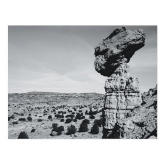 Roca de equilibrio, New México 2 Postal