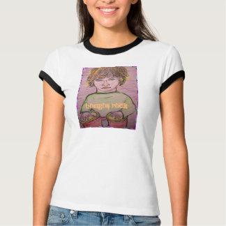 roca de los bongos camisetas