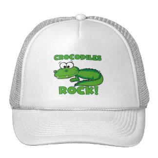 Roca de los cocodrilos gorras