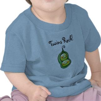 Roca de los gemelos camiseta