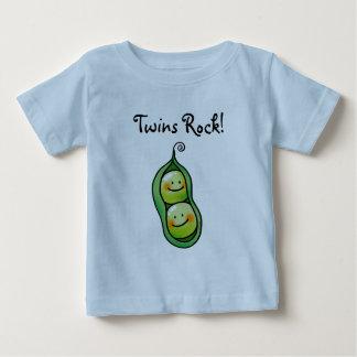 Roca de los gemelos camisetas