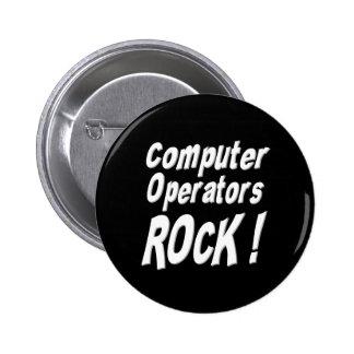 ¡Roca de los operadores! Botón