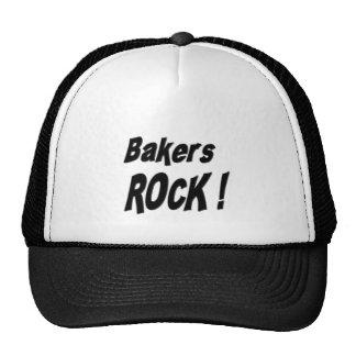 ¡Roca de los panaderos! Gorra