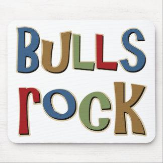 Roca de los toros alfombrillas de raton