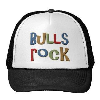 Roca de los toros gorras de camionero