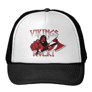 ¡Roca de Vikingos! Gorra