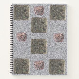 Roca del cuaderno espiral