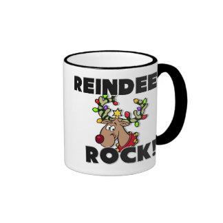 Roca del reno taza