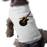 Roca del vintage camisa de mascota