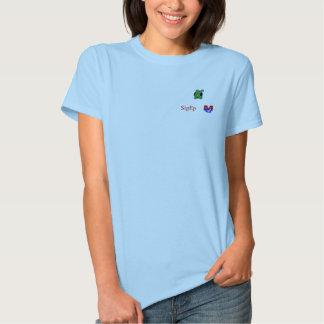 Roca hacia fuera con su… Ciérrese en el Camiseta