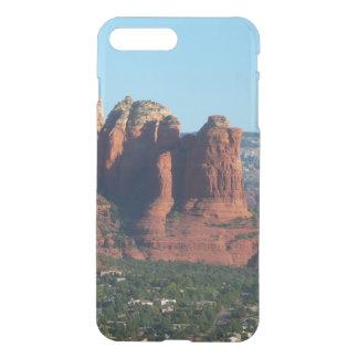 Roca I del pote del café en Sedona Arizona Funda Para iPhone 8 Plus/7 Plus