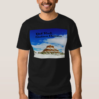 Roca Sedona Arizona de Bell Camisetas