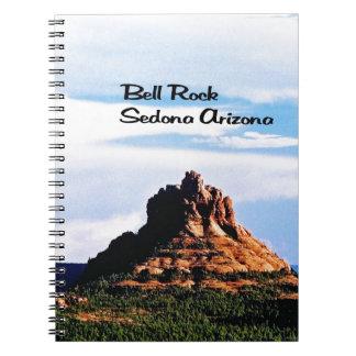 Roca Sedona Arizona de Bell Cuaderno