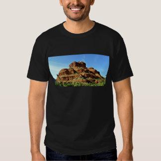 Roca Sedona de Bell Camisetas